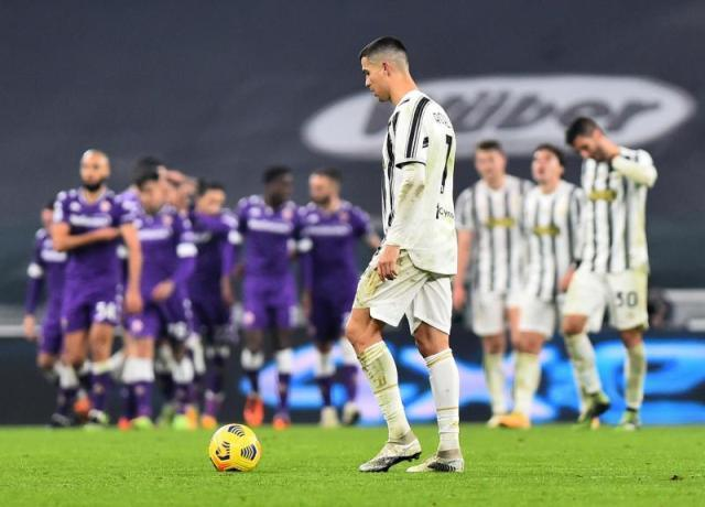 Cristiano Ronaldo apologizes to fans after shocking 3-0 defeat to Fiorentina |