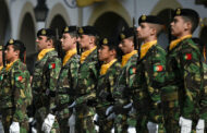 Portuguese Military Deployed to Care Homes to Help Look After Elderly -