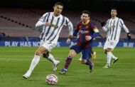 Ronaldo eclipses Messi in Juventus-Barca encounter -