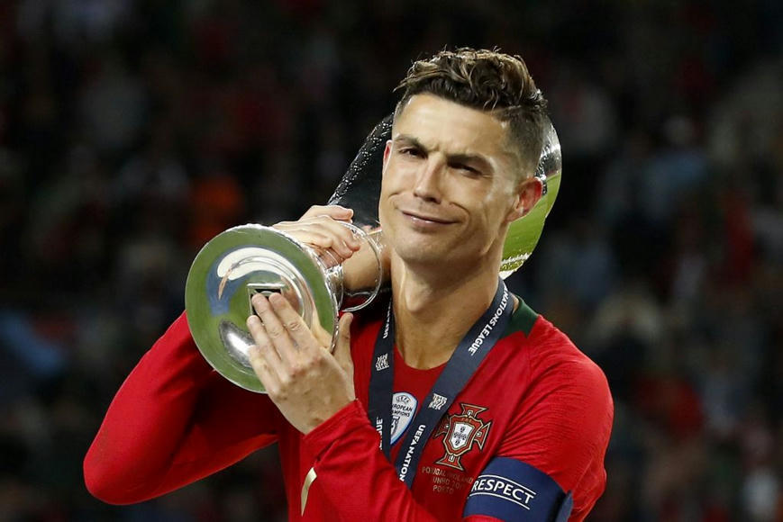 Ronaldo sets sights on winning World Cup and playing 'many years more' -