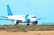 SATA is the first tourist flight into Sal for nine months -