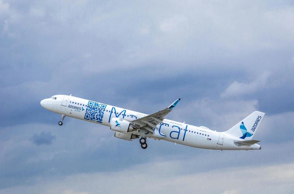 Azores Airlines Beats Air Transat For Longest Airbus A321LR Flight -