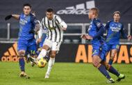 Cristiano Ronaldo breaks Pele's goalscoring record with brace vs Udinese -