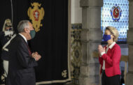 EU defends Portugal trip as ministers, officials quarantine -