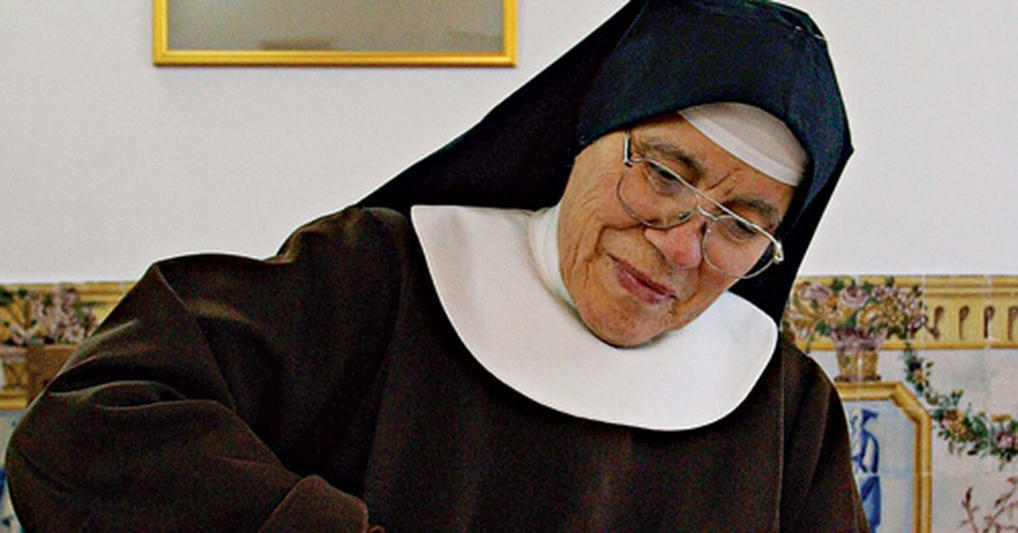 Heavenly Sweets and thePortuguese nuns -