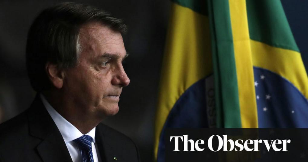 Jair Bolsonaro could face charges in The Hague over Amazon rainforest | Jair Bolsonaro |