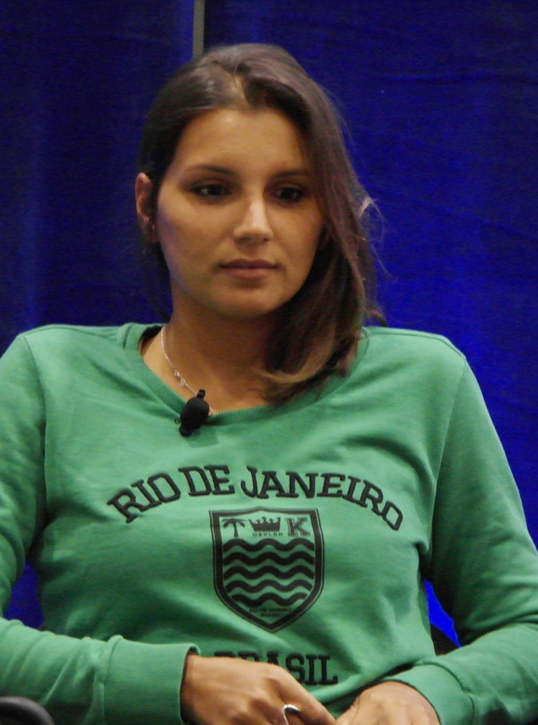 Maya Gabeira for the Win in 2020 -