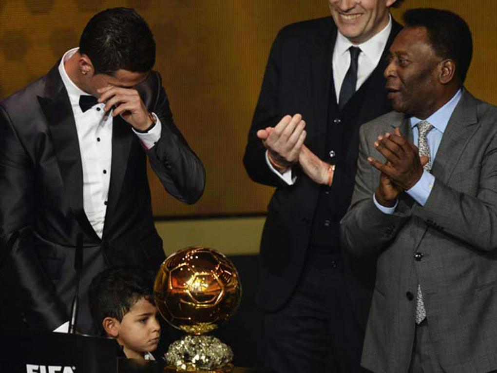 Pele on Ronaldo Messi Goal records   Pele Cristiano Ronaldo Lionel Messi Instagram bio Brazil legend Juventus FC Barcelona goal record Santos  