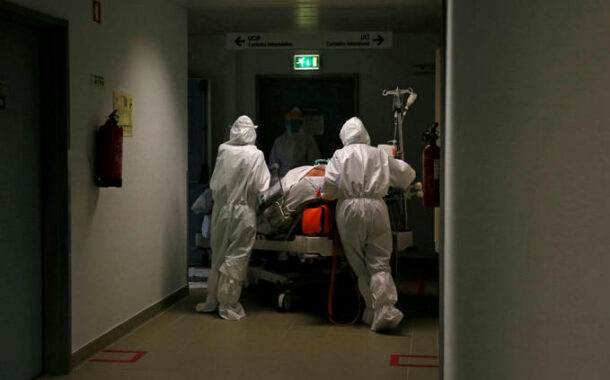 Portugal close to running out of ICU beds for COVID patients   Reuters -