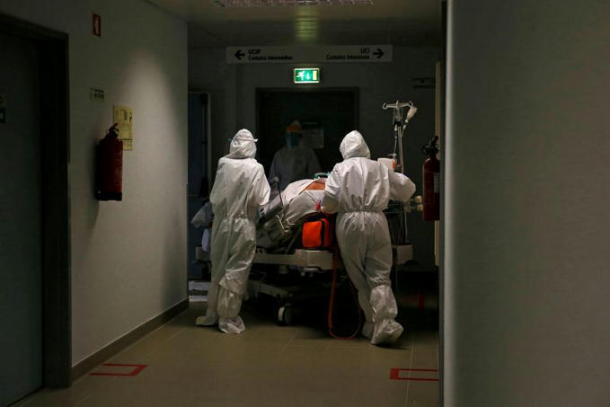 Nearly half of Portugal's COVID-19 deaths were in January | Reuters -