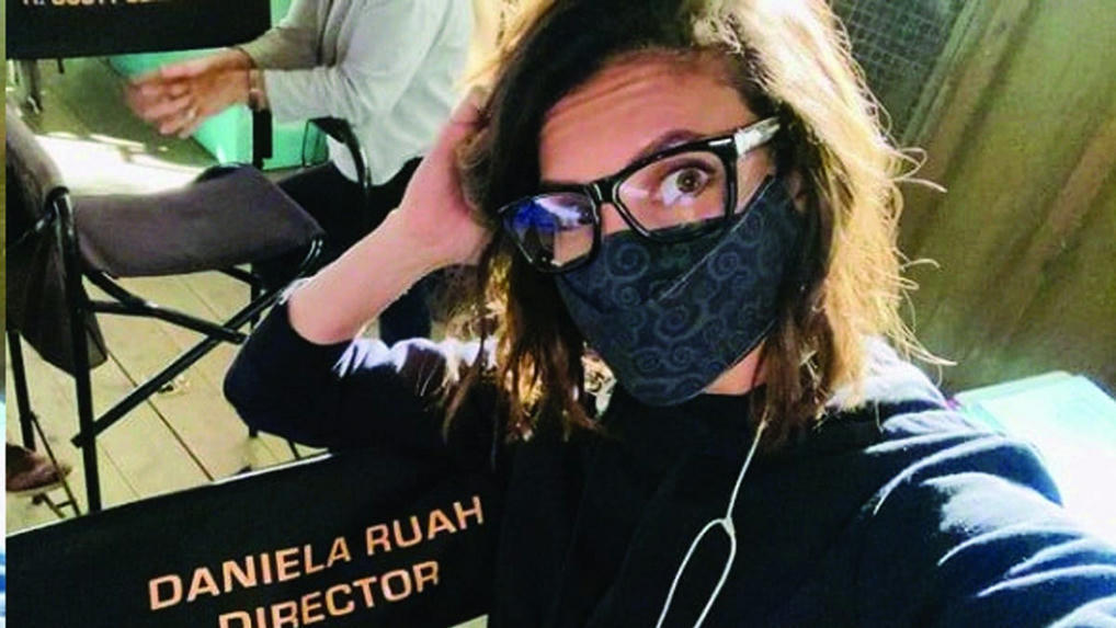 Portuguese-American actress Daniela Ruah makes directing debut -