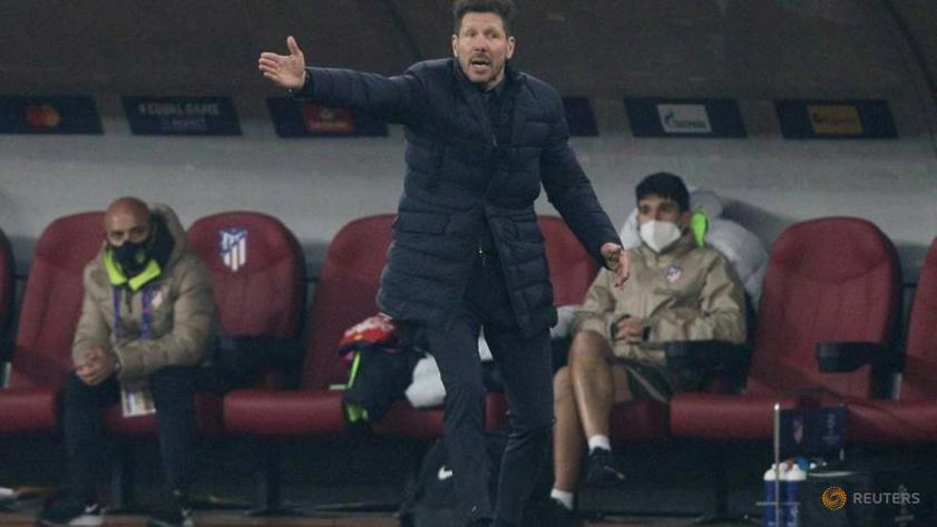 Simeone pleased as benched Joao Felix makes 'big impact' -