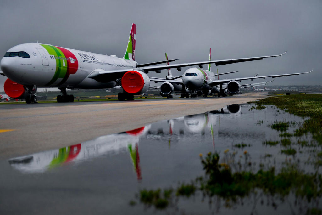 TAP Air Portugal Cuts Most Flights Given Travel Restrictions -