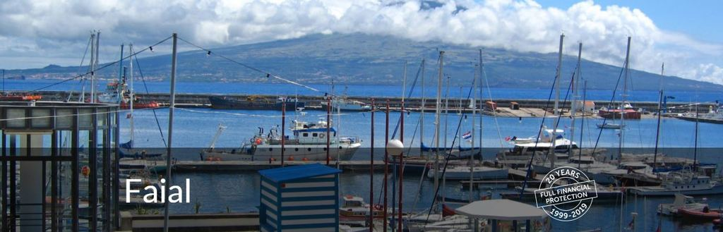 The Azores island of Faial - take a look -