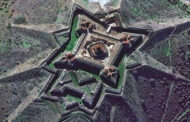 This Portuguese Star Fort From Above -