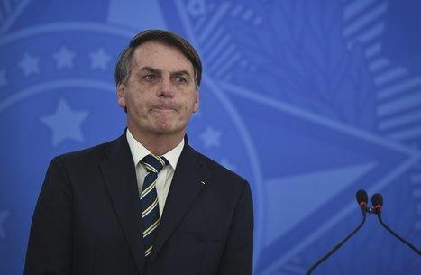 Brazil is rocked by political turmoil as pandemic outlook darkens -