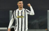 Football: Ronaldo named Serie A's Player of the Year -