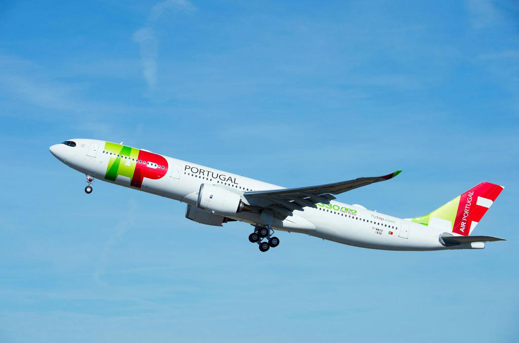 TAP Air Portugal Flies First Cancun Flight With An Airbus A330neo -