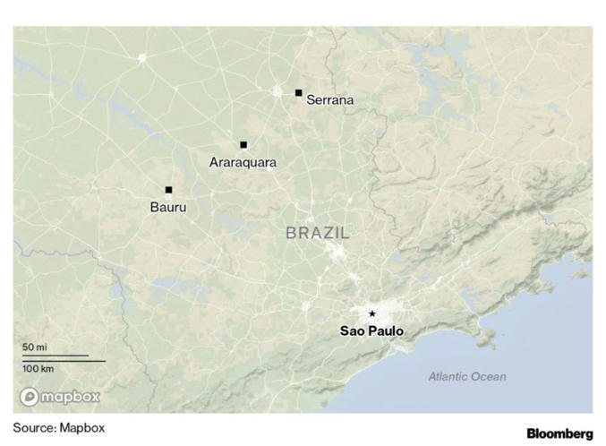 World's Worst Covid Crisis Is Unfolding in Brazil, Where No Fix Seems to Work -