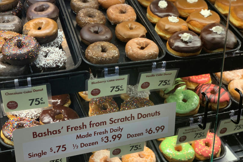 Bashas' turns to customers for donut inspiration with annual contest -