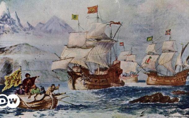 Magellan and the world′s first circumnavigation -