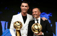 Cristiano Ronaldo's agent Jorge Mendes RULES OUT return to childhood club Sporting Lisbon -