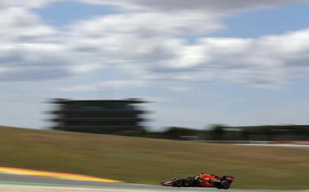 F1 drivers struggle on Portuguese track -