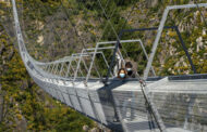 High jinx: New Portuguese bridge not for the faint-hearted -
