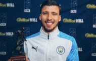 Man City's Ruben Dias is FWA Player of the Year -