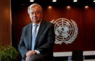 UN Secretary General Guterres pitches himself for a second term in closed race -