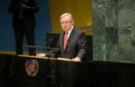 Guterres appointed as UN secretary-general for second term -