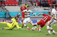 Portugal's Record-Breaking Ronaldo Sinks Battling Hungary -