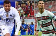 France out for revenge - world champions desperate to heal after Euro 2016 final defeat to Portugal-