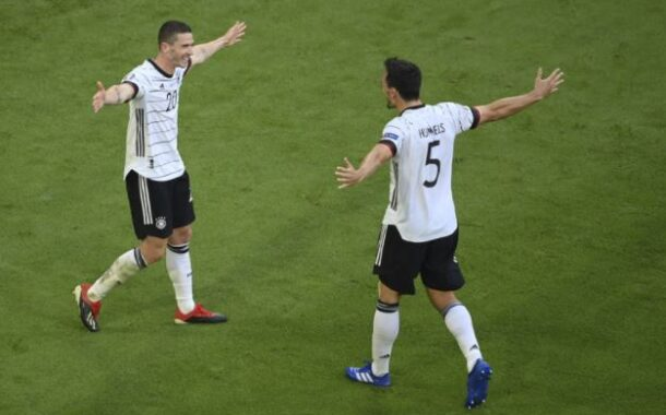 Germany clicks at Euro 2020 with 4-2 win over Portugal -