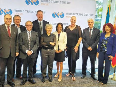 Portugal seeks trade and PortMiami agreement -