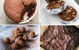 15 Best Chocolate Recipes from the Internet includingSalame de Chocolate ~ Chocolate Salami -
