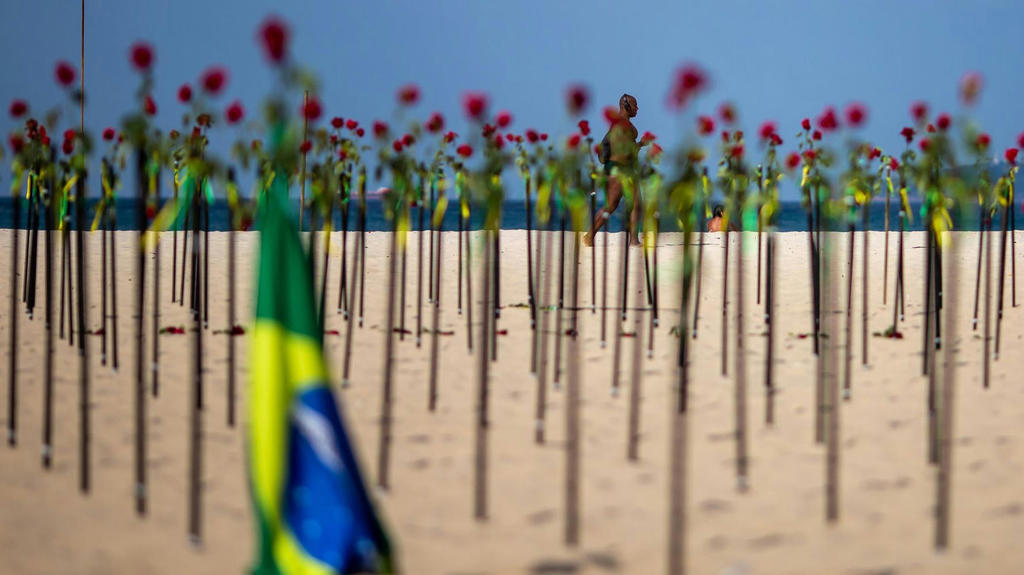 Scandal-Plagued Brazil Could Soon Become The Global Leader In COVID-19 Deaths -