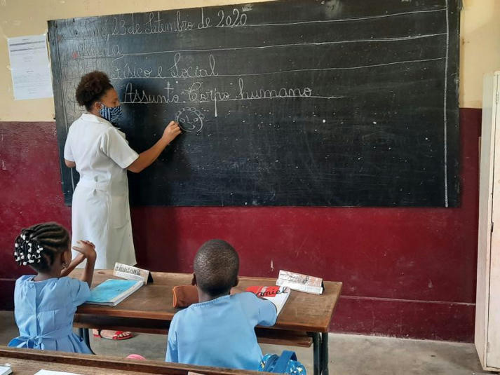 Sao Tome and Principe: Investing in teachers to tackle learning poverty -