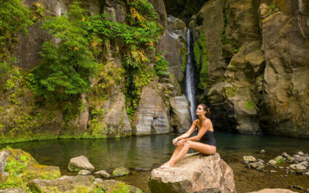 The Unspoiled Nature of the Azores, Portugal -
