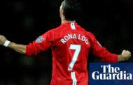Cristiano Ronaldo reclaims Manchester United's No 7 shirt from Edinson Cavani | Cristiano Ronaldo