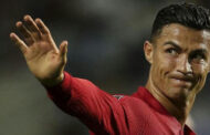 Data check: Cristiano Ronaldo becomes most-capped European player in men's international football